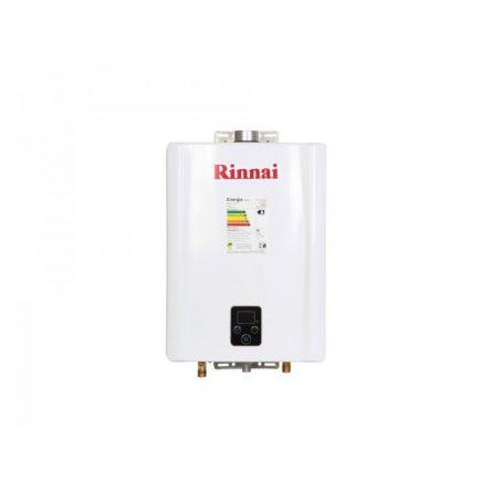 Aquecedor de Passagem Digital Rinnai GLP 17 Litros - E171FEHB Branco