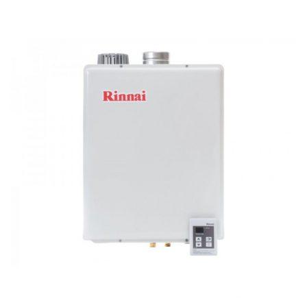 Aquecedor de Passagem Digital Rinnai GLP 47 5 Litros 127V - E480FEAB